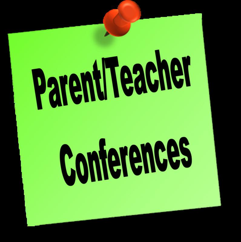 Parent/Teacher/Student Conferences Featured Photo