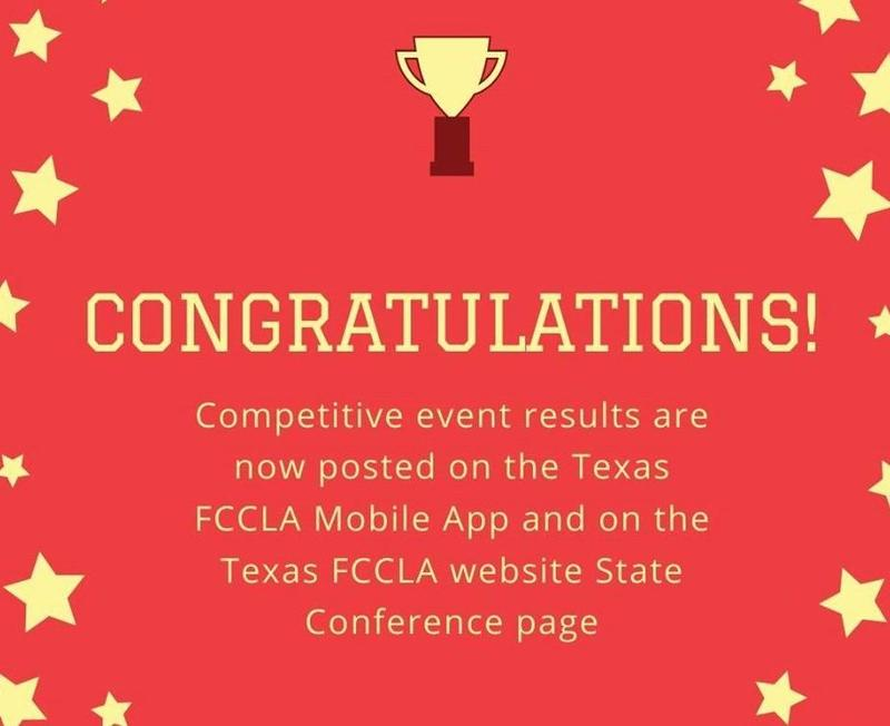 FCCLA Parliamentary Procedure Teams are State Champions! Thumbnail Image
