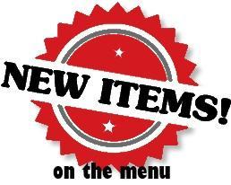 New Menu Items in the Cafeteria! Featured Photo