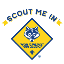 Scout me in logo