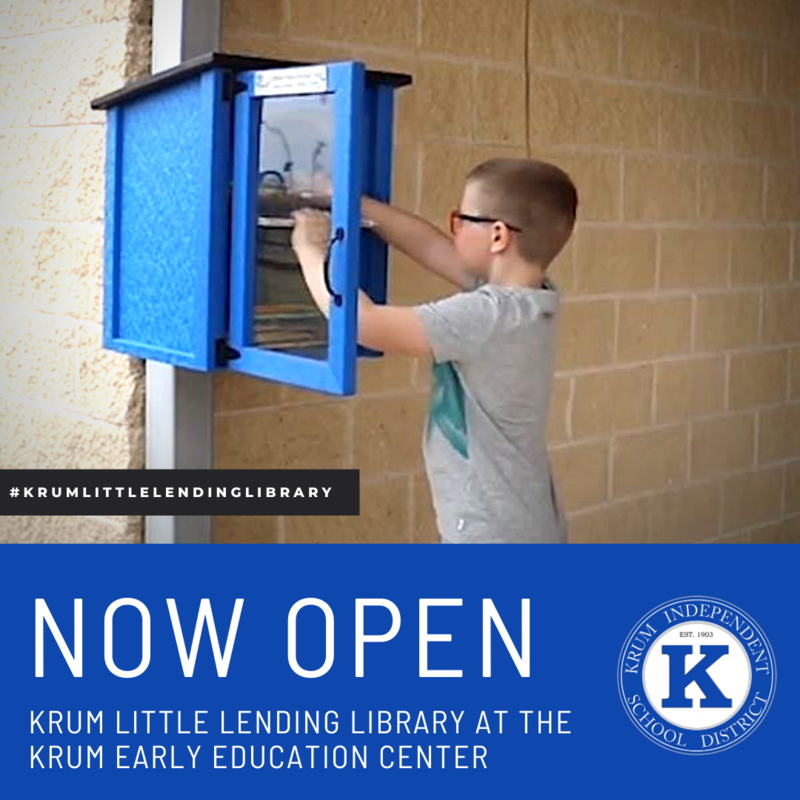 Introducing the Little Lending Library at the EEC! Featured Photo