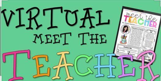 Virtual Meet the Teacher Night