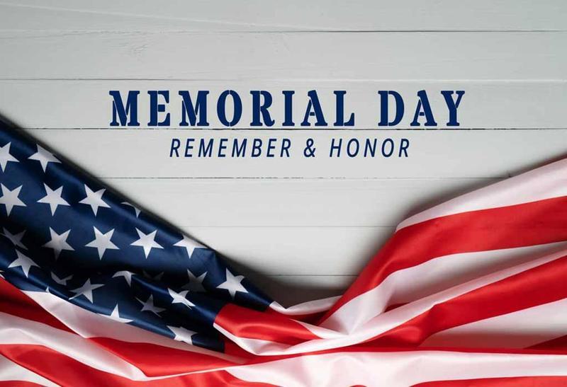 Memorial Day - No School Featured Photo