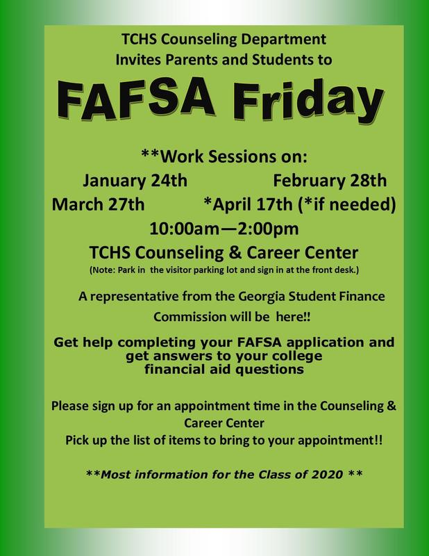 FAFSA Friday Featured Photo