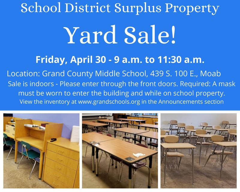 Big Clean Out! Yard Sale April 30   (click here to view inventory) Featured Photo