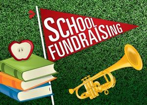 school fundraiser graphic
