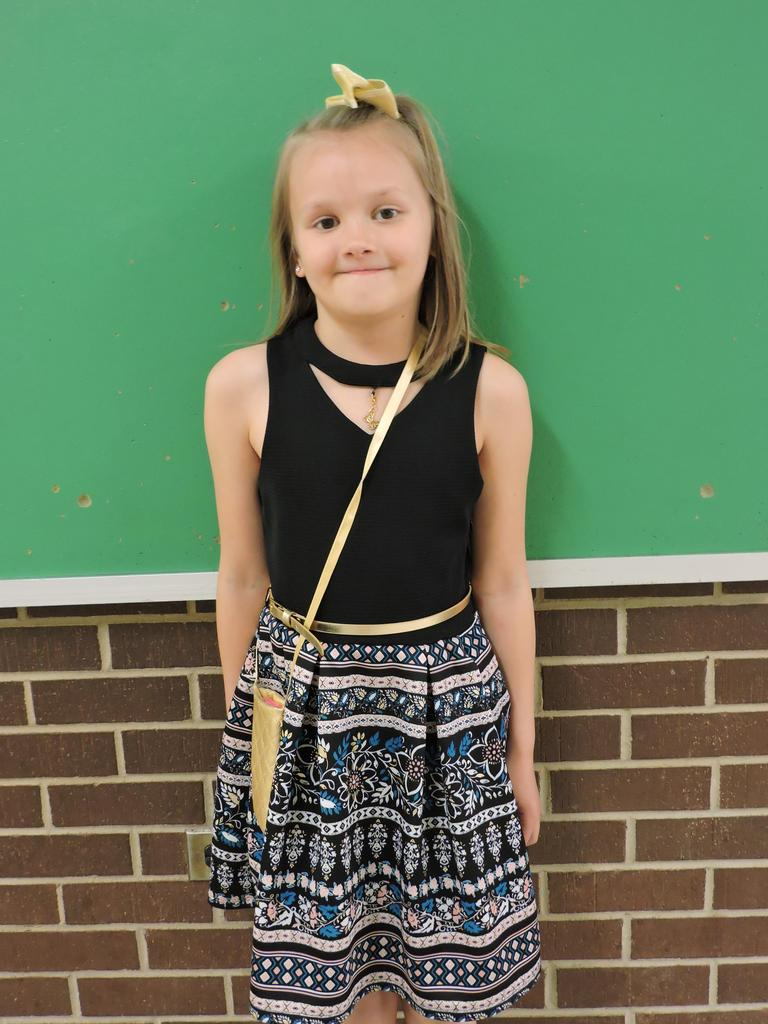 Performer for K-2 Talent Show