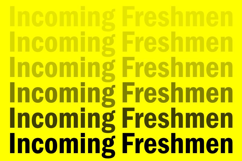 Image box incoming freshmen