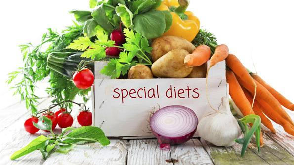 Special diet food picture