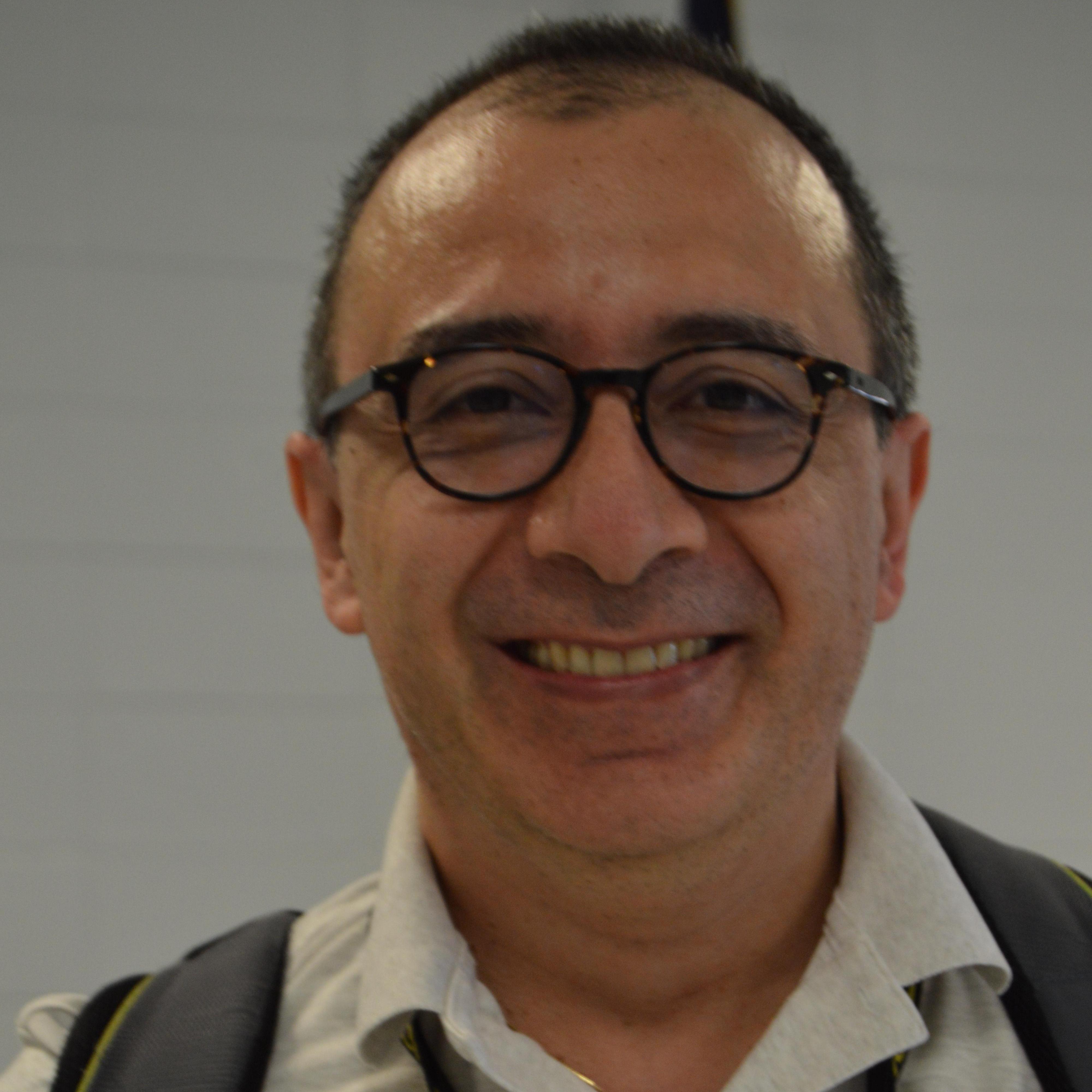 Oscar Franco's Profile Photo
