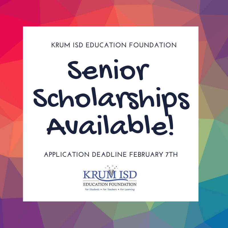 KEF Senior Scholarships Application Deadline Approaching Featured Photo