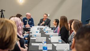 U.S. Deputy Secretary of Education Visits CEC During School Choice Week