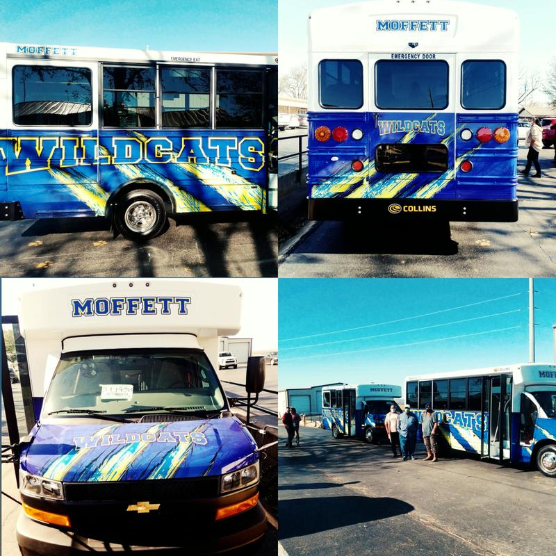 New buses at Moffett! Featured Photo