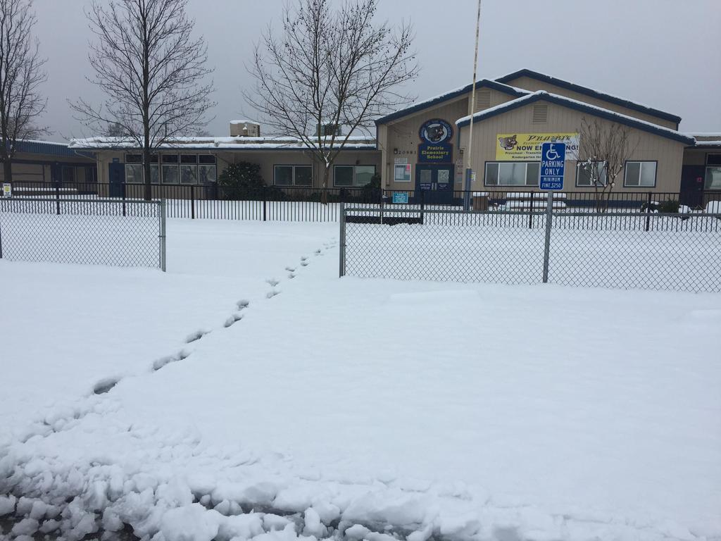 Snow Feb.13-15 Prairie School (Day 1)