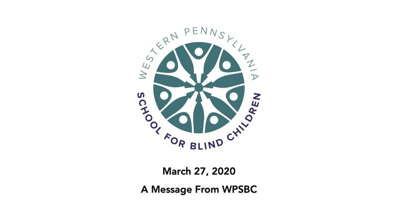 A Message From WPSBC