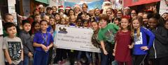 North Elementary teachers Jessica Joergensen, Heather Lee, Brittany Mogford, Shannon Wilson, Bekah Cotten, Allison Davis and Esperanza Peattie were awarded a $2456.89 Steaming into Clubs Grant from the WSISD Education Foundation on Dec. 14.