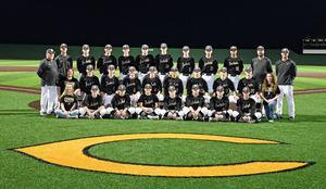Jackets baseball team