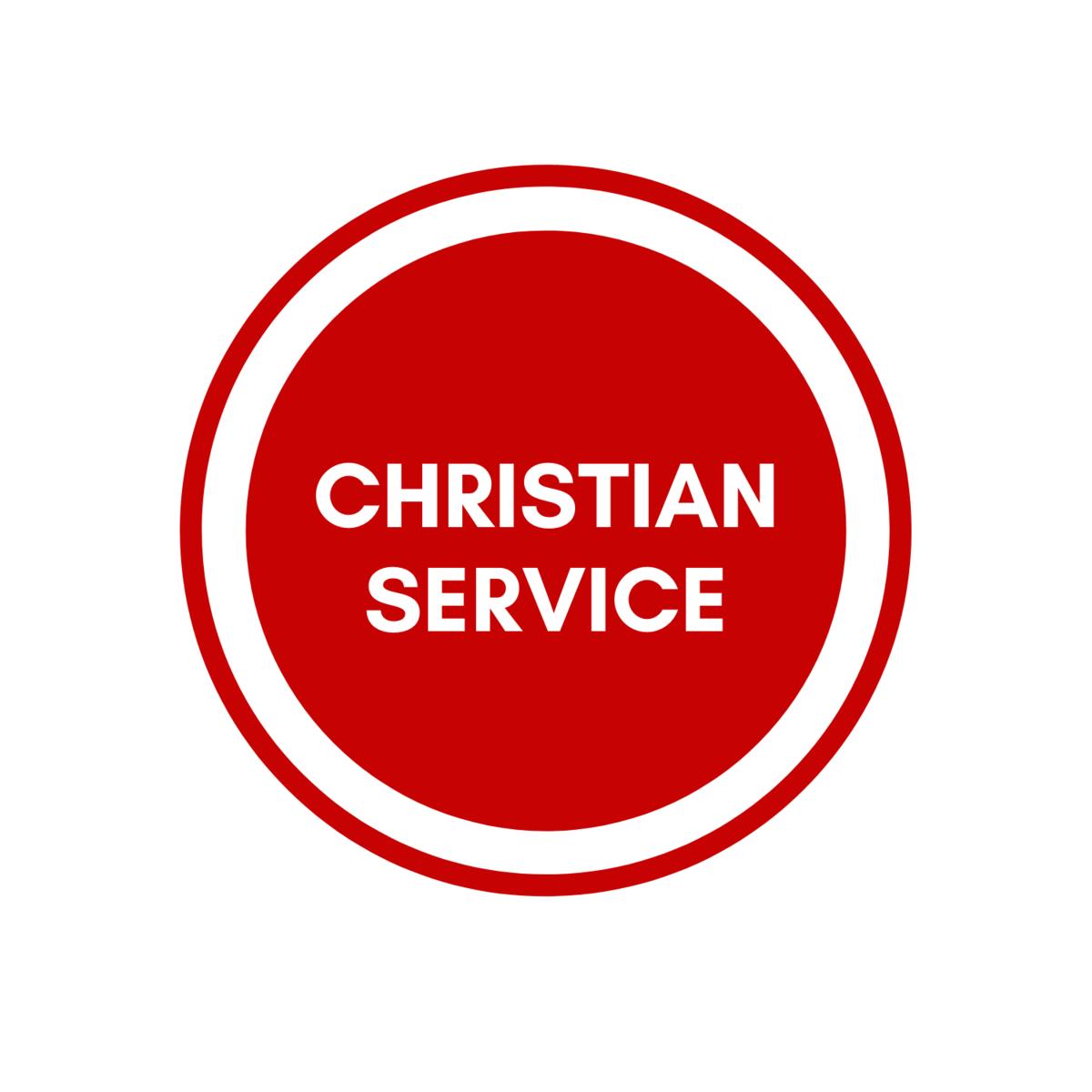 Christian Service Program