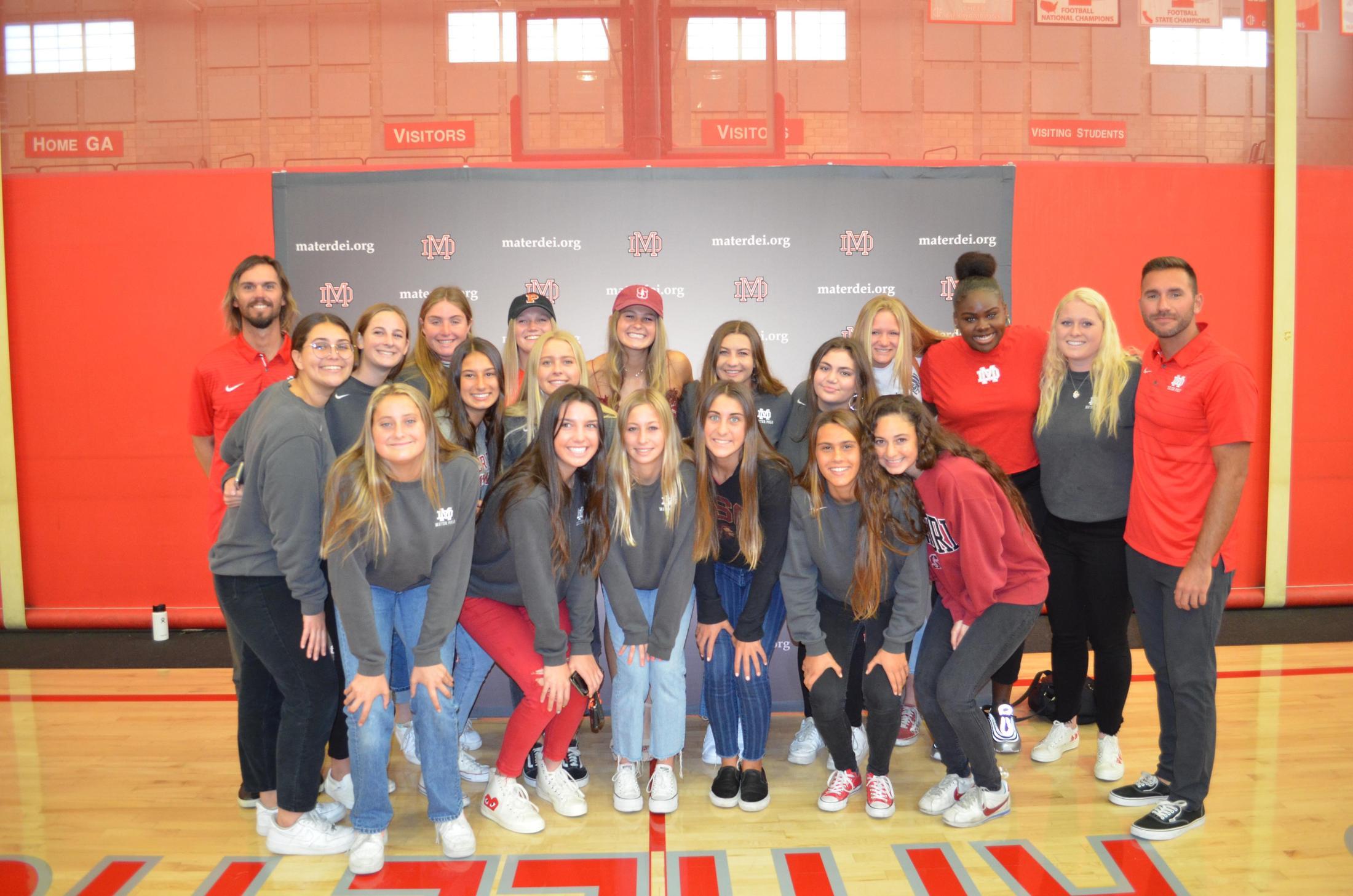 6d923dcdd96 Girls Water Polo – Water Polo – Mater Dei High School Athletics