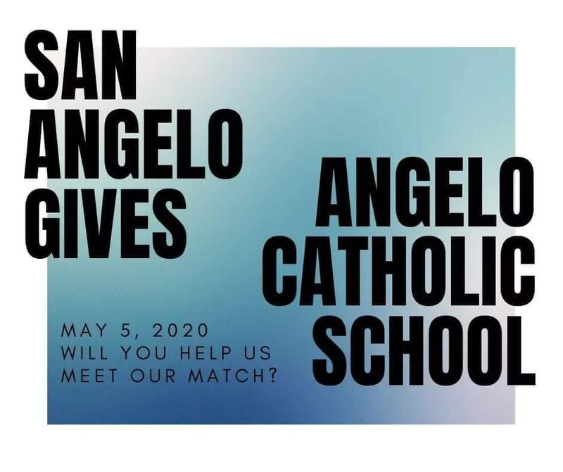 Angelo Catholic School to participate in San Angelo Gives Featured Photo