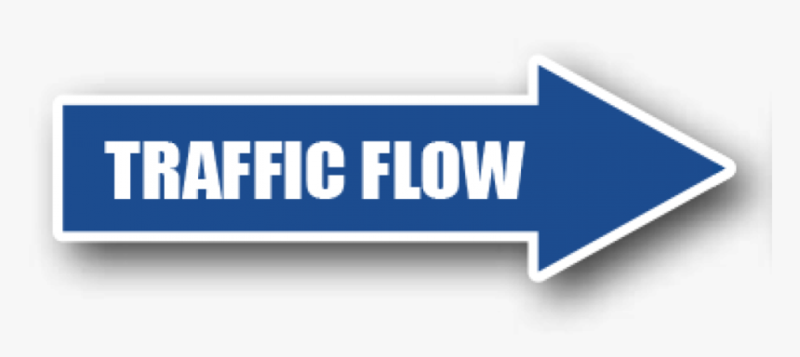 2021 Traffic Flow Map (Drop Off & Pickup) Featured Photo