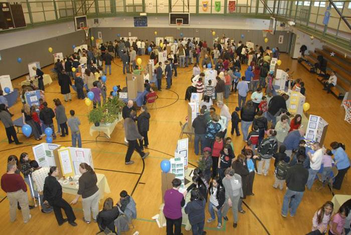 More photos of the 2009 Science Fair