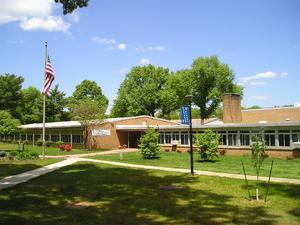 Exterior of Washington School