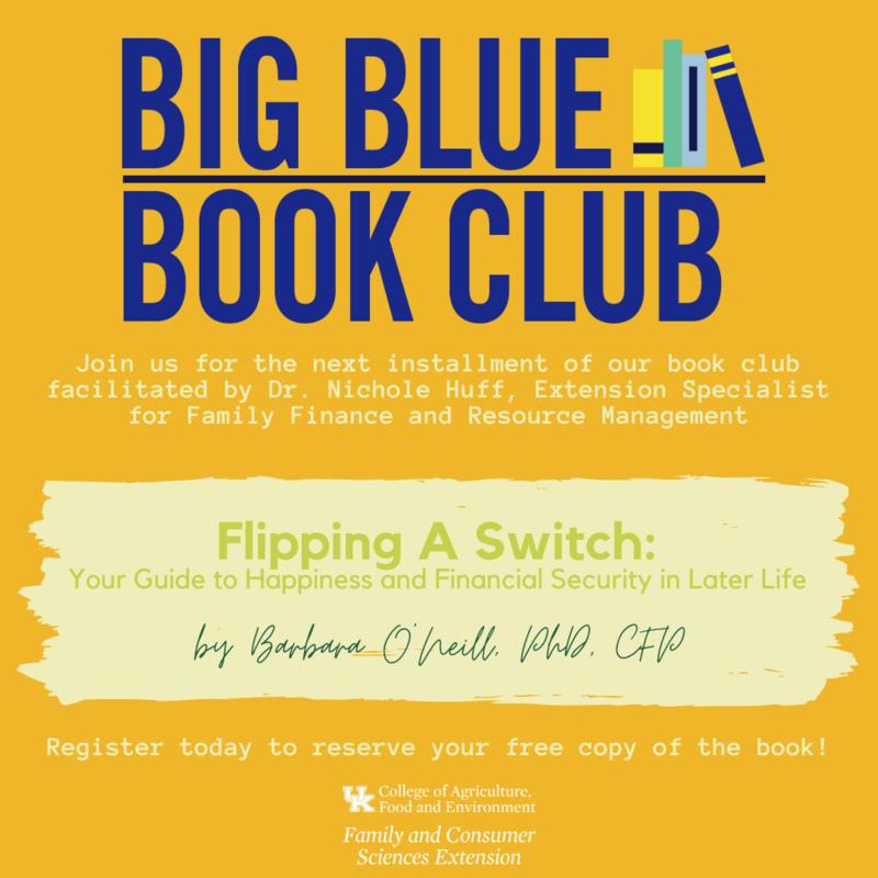 Big Blue Book Club Featured Photo