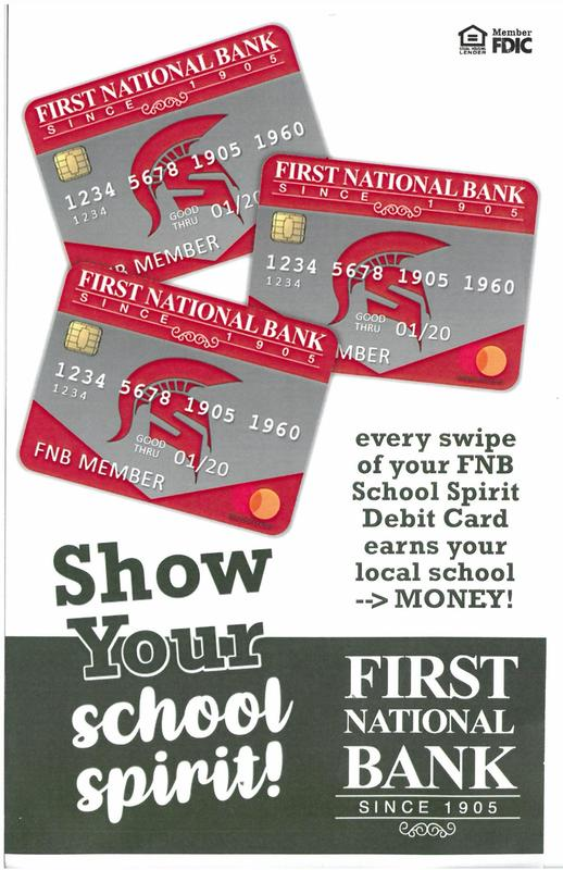 First National Bank Card