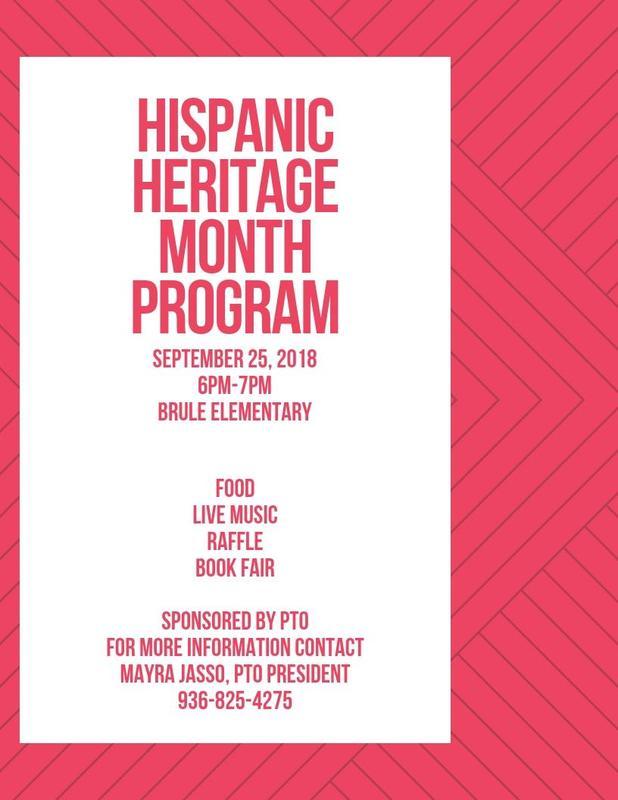 Hispanic Heritage Month Program Featured Photo