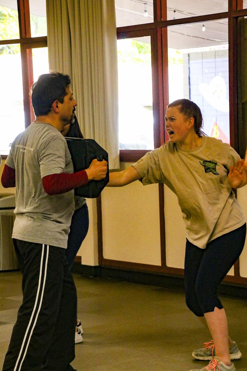 Self Defense Workshop Featured Photo