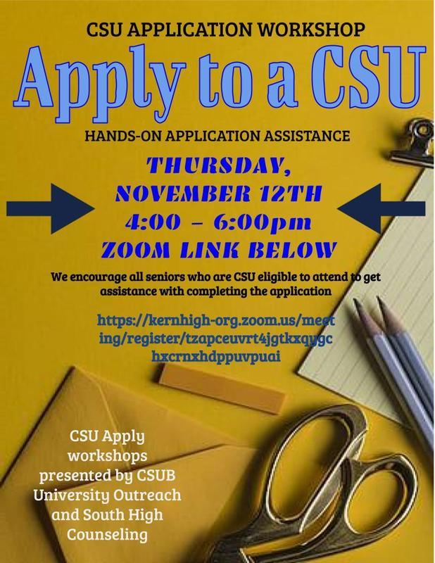 CSU Workshop