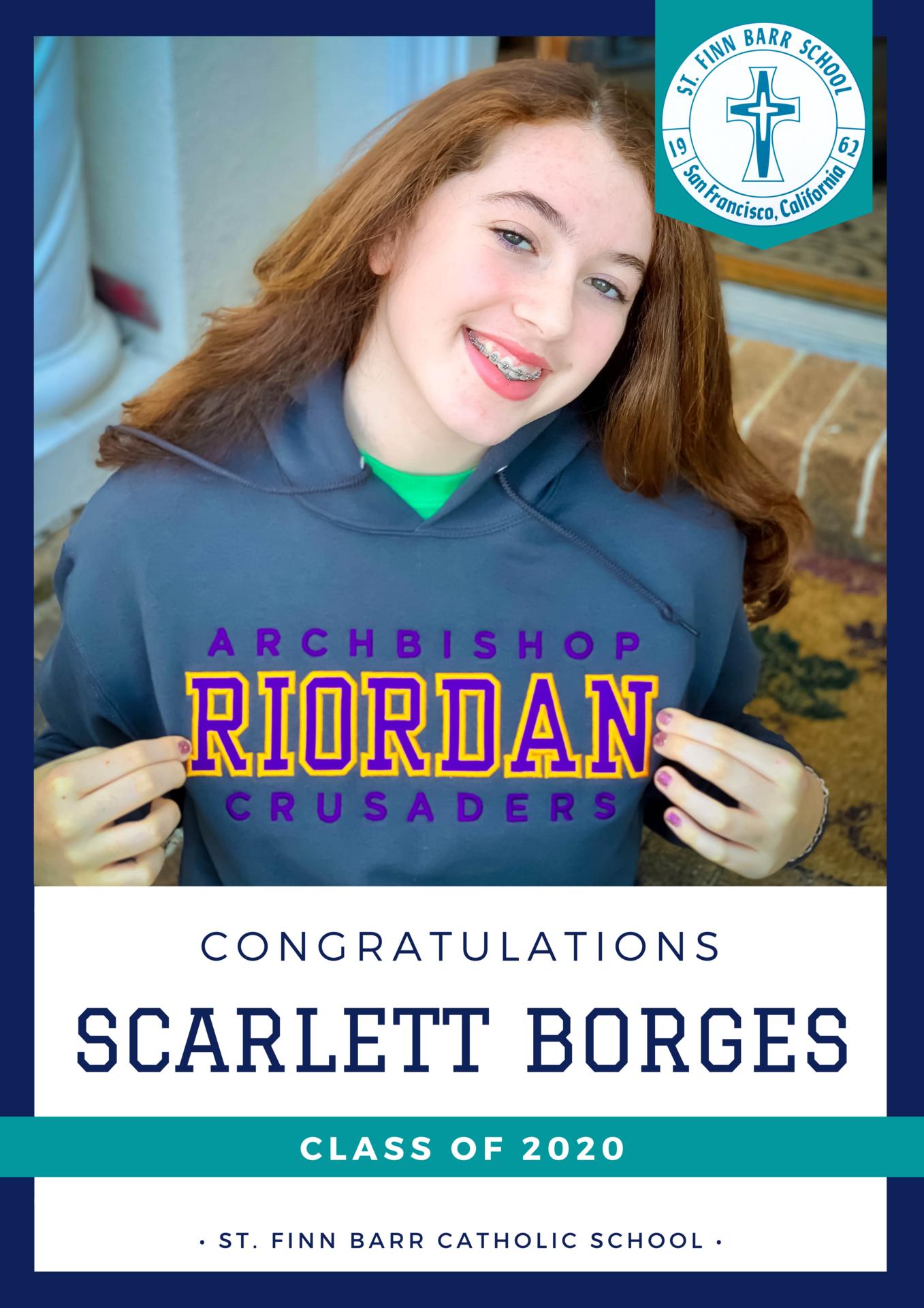 Scarlett Borges