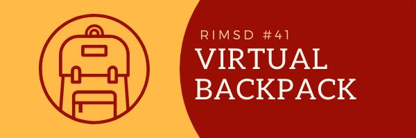 RIMSD #41 Virtual Backpack