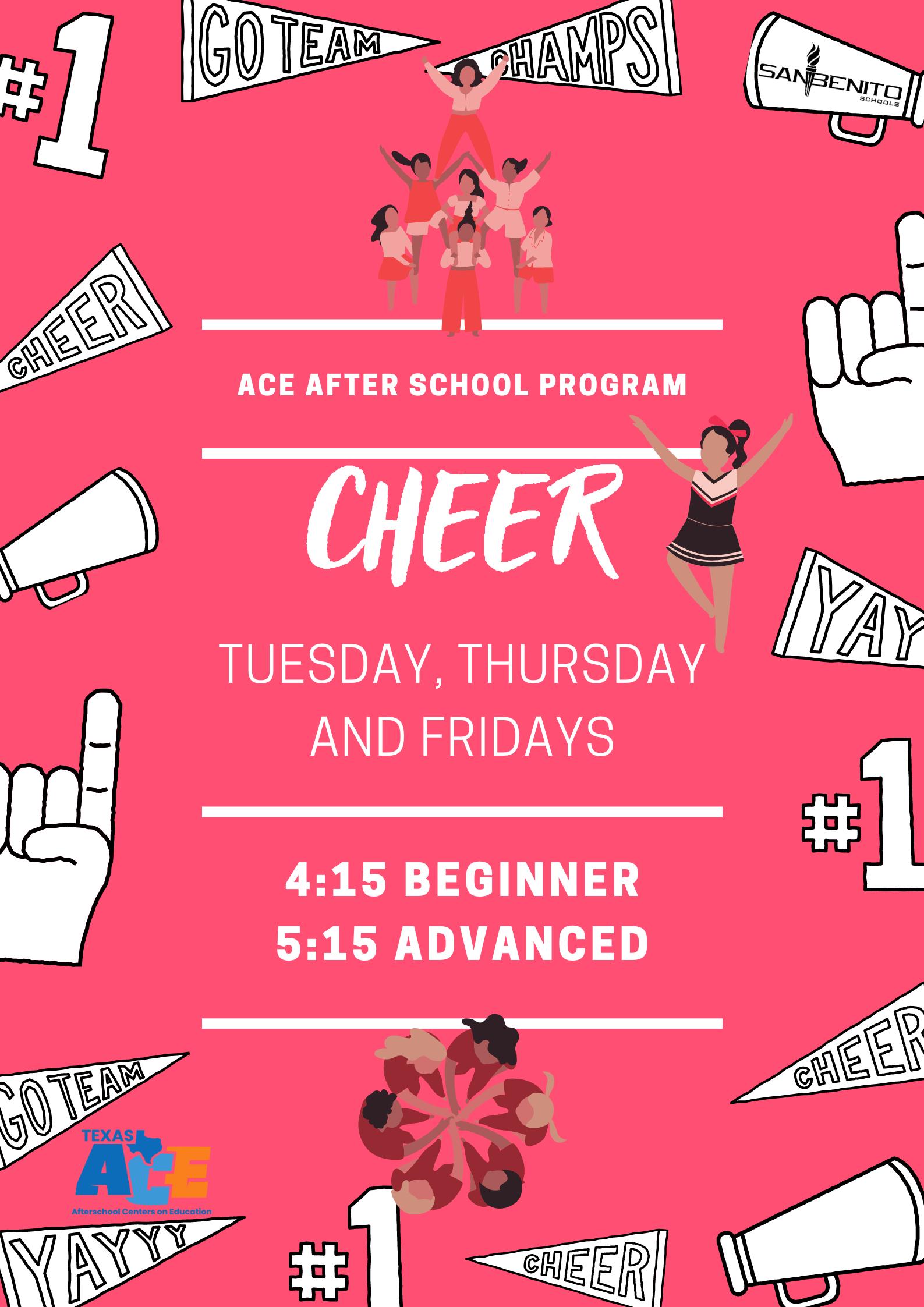 cheer elementary