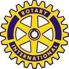 Logo for Rotary International