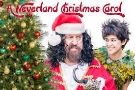 A Neverland Christmas Carol-Performances are Friday, December 14th at 6:30pm, and Saturday, December 15th at 6:30pm. Admission is free Featured Photo