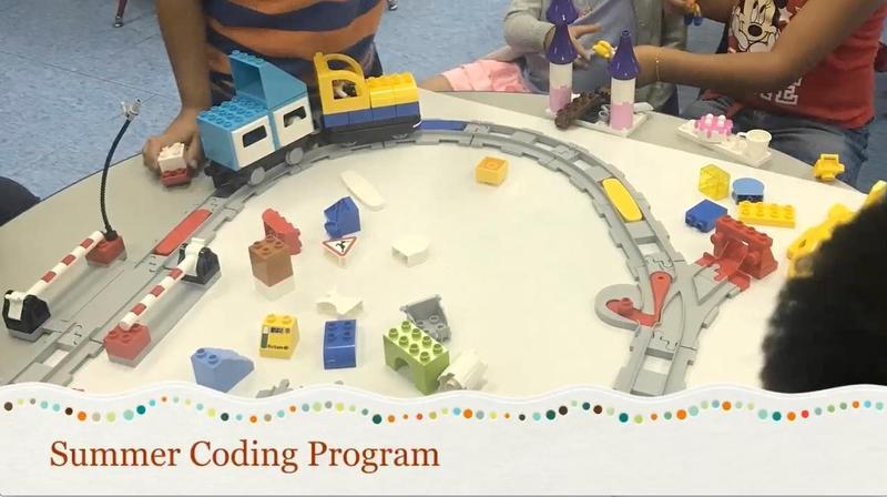 Summer Code Program at Jefferson
