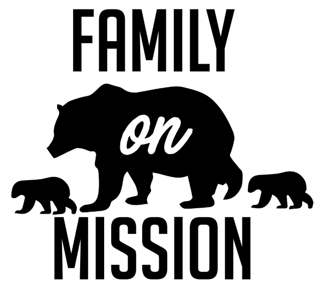 Family on Mission Logo