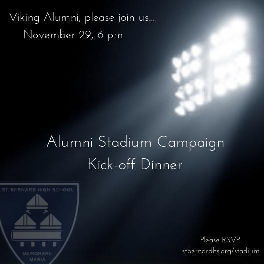 Alumni Stadium Campaign Kick- off Dinner Featured Photo