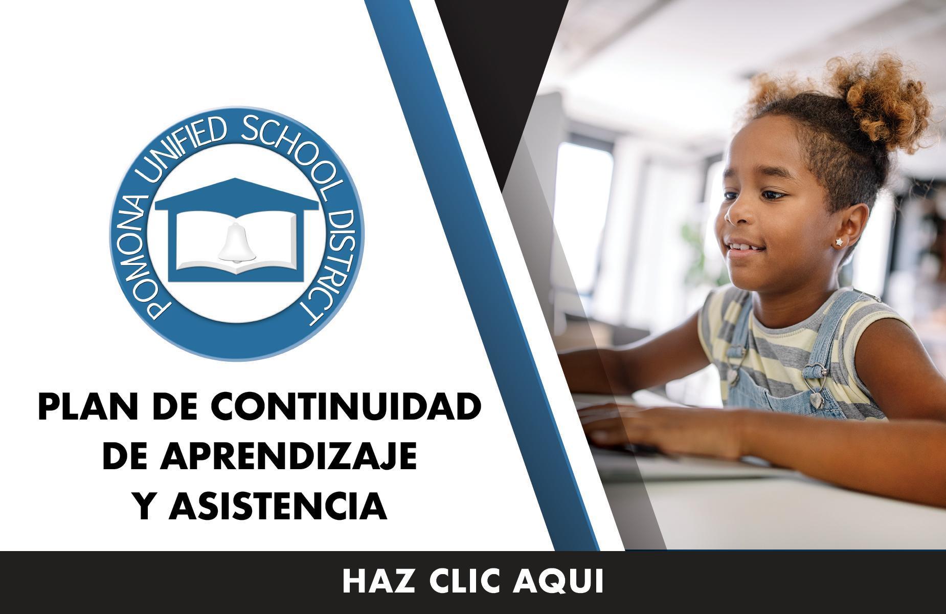 plan de continuidad de aprenizaje y asistencia