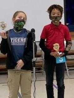 SEE Spelling Bee Winners