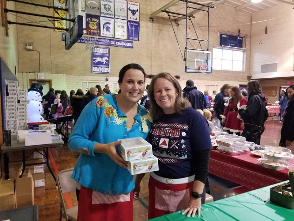 Ascension Women's Cooperative Cookie Walk & Christmas Market