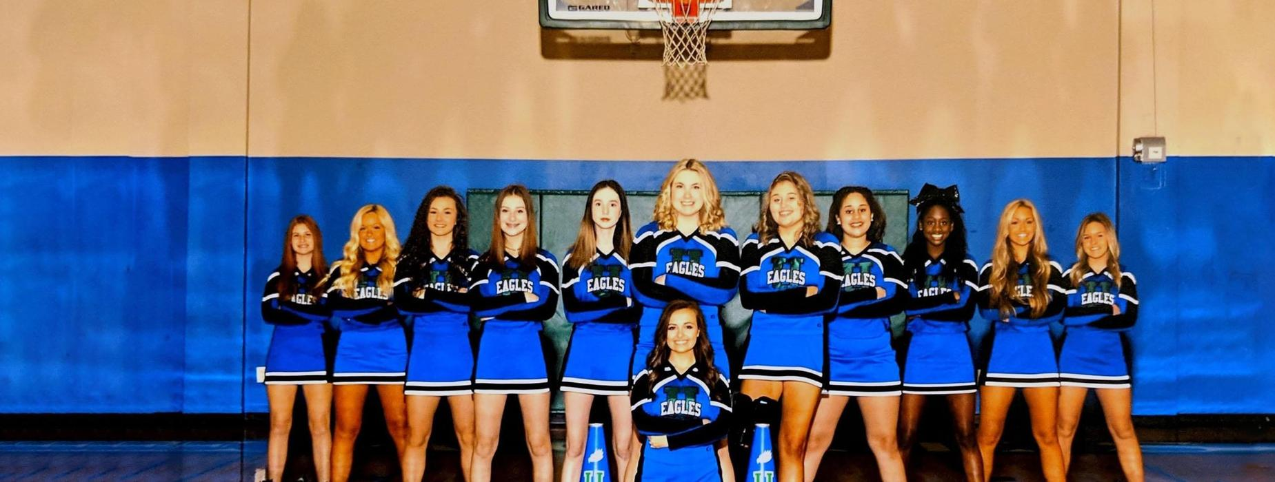 UCA 2021 Varsity Cheer