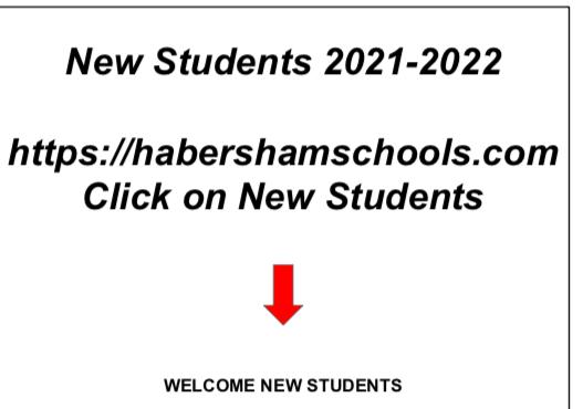 2021-22 New Students