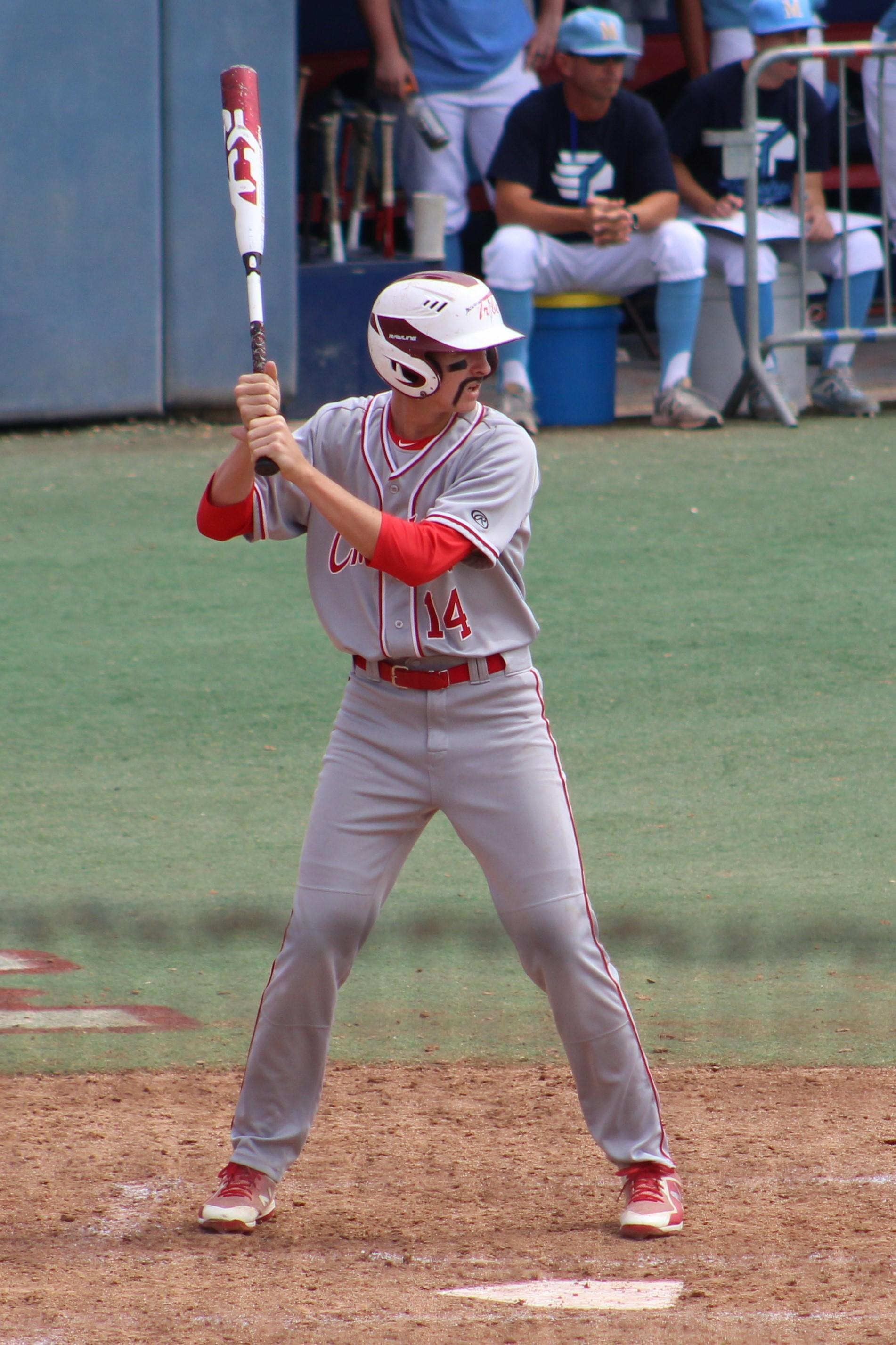 Chowchilla at bat