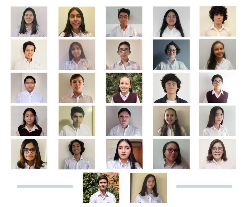 ¡Nuevas experiencias virtuales en distintas competencias académicas! Featured Photo
