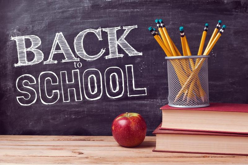 First Day of School is August 31 Featured Photo
