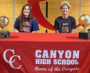 CHS May 2021 Athletic Signing Day