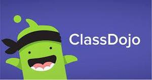 Connect with us on Class Dojo.  Ask your teacher for the code!